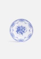 In Good Company - Blue Porcelain Plates