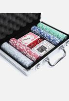 Superbalist Games - Poker Chips - 200 Piece