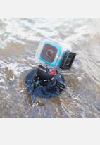 Polaroid - Waterproof Case & Suction Mount Combo for Cube HD Action Camera