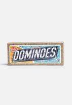 Wild & Wolf - Dominoes