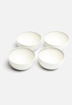 Urchin Art - Set of 4 Ombre Bowls