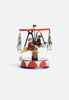 Play Things - Pull & Spin Carousel