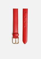 American Apparel - Basic Leather Belt