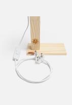 The Artisan - Fiela Table Lamp