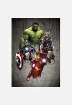 William Teal - Avengers