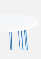 Sixth Floor - Blue Table
