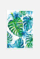 Sweet William - Jungle print