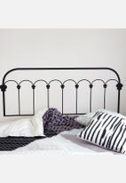 Sixth Floor - Classic Headboard Wall Decal