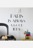 Sixth Floor - Paris Wall Decal