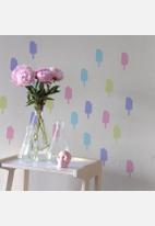 Sixth Floor - Popiscal Wall Decal Set of 24