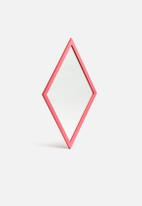 Superbalist Mirrors - Large Diamond Mirror