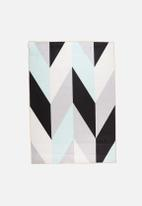 Superbalist Rugs - Chevron Printed Rug