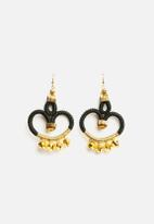 Pichulik - Shaped Bells Earrings