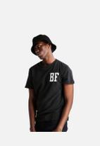 Globe - Drizabone Bucket Hat-Black
