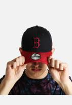 New Era - 39THIRTY Crackle Boston Red Sox