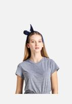American Apparel - Velvet Twist Head Scarf