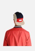 WeSC - Block 5 Panel Baseball Cap