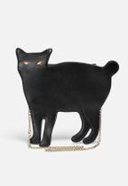 Royal T - Feline Bag w Chain Strap