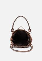 The Lot - La Vie Bohemia Handbag Brown