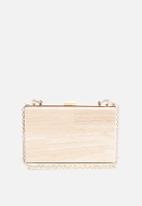 The Lot - Wood You Dare Clutchbag