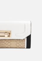 New Look - Annie Colour Block Purse