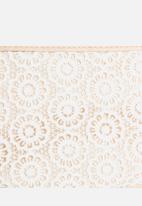New Look - Crochet Bumbag