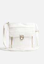 New Look - Pushlock Cross Body Bag