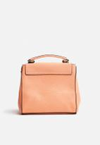 New Look - Short Flap Mini Satchel