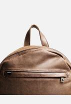 Dark Horse - Leather Backpack