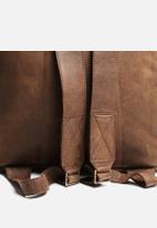 Dark Horse - Leather Backpack