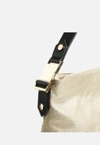 New Look - Metallic Tuck Tight Hobo