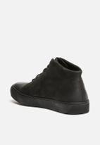 Jack & Jones - Layton Leather Casual High