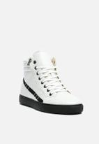 Paul of London - Side Zip High Top