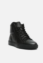 Paul of London - Perforated High Top