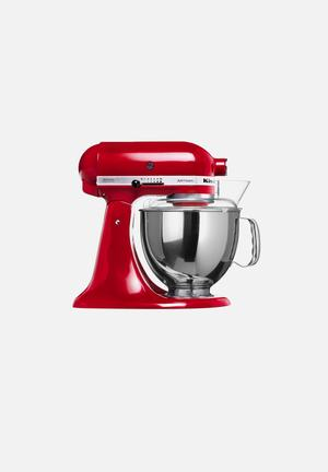 Artisan Stand Mixer 4.8l & Free Attachment