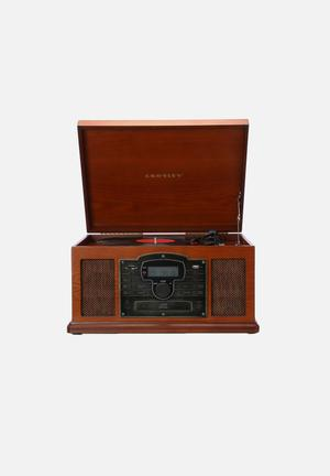 Crosley Troubadour Audio Paprika