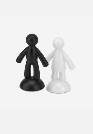 Buddy Salt & Pepper Set