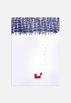 Robert Farkas Alone In The Forest Art