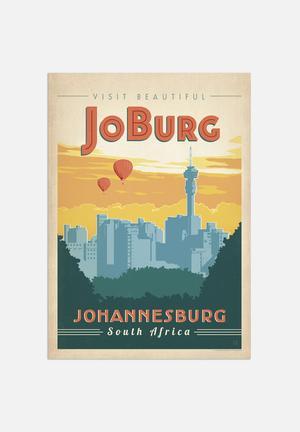 Joel Anderson Johannesburg Art