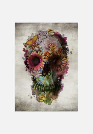 Ali Gulec Skull 2 Art
