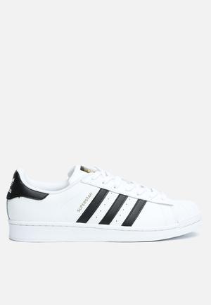 Adidas Originals Superstar Foundation Sneakers White & Black