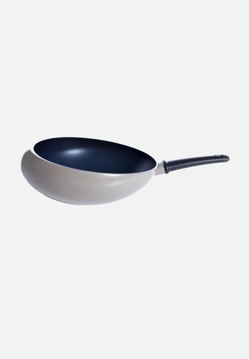 boomerang wok grey royal vkb kitchen. Black Bedroom Furniture Sets. Home Design Ideas