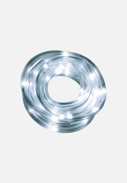 free shipping afafe 27246 Solar Rope Light – White