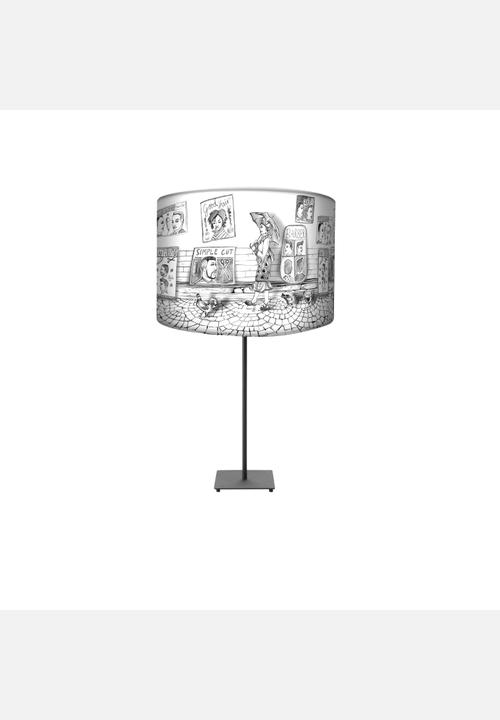 South African Gogo Lampshade Sharon B Township Vibe Design Decor