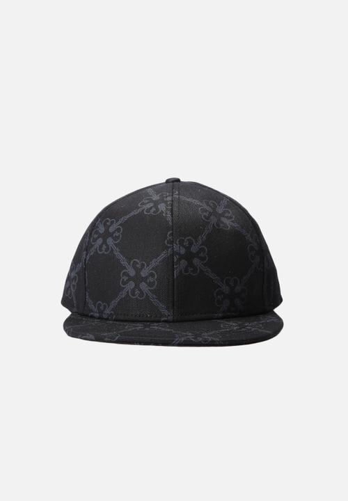d03aafe1e22 Raw for the Oceans Printed Denim Cap RAW for the Oceans Headwear ...