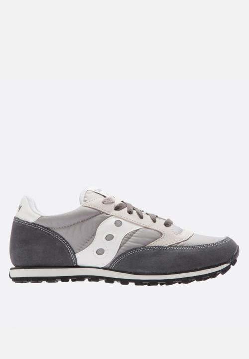 0c72a6e757c3 Jazz Low Pro – Grey   White Saucony Running Sneakers