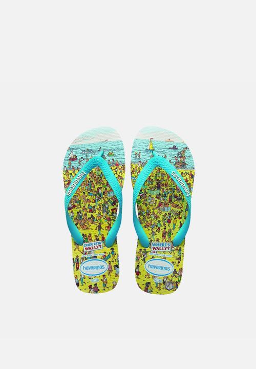 de70a86194a950 Wally – Multi Havaianas Sandals   Flip Flops