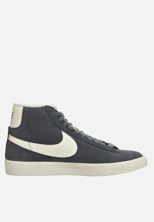 best cheap 95b44 26e8a Nike - Blazer Mid Suede Vintage