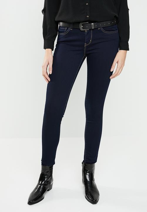 710 Super skinny - dark blue