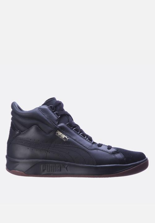d0e501463a Challenge All Leathers – Black PUMA Sneakers | Superbalist.com